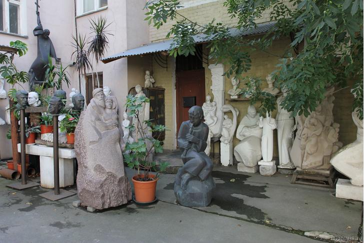 Фото №7 - Архитектурные прогулки: Цветной бульвар, Пушкинская, Петровка
