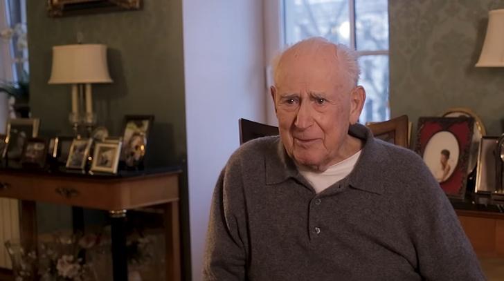 Фото №1 - 88-летний дедушка завел блог, который читают даже звезды