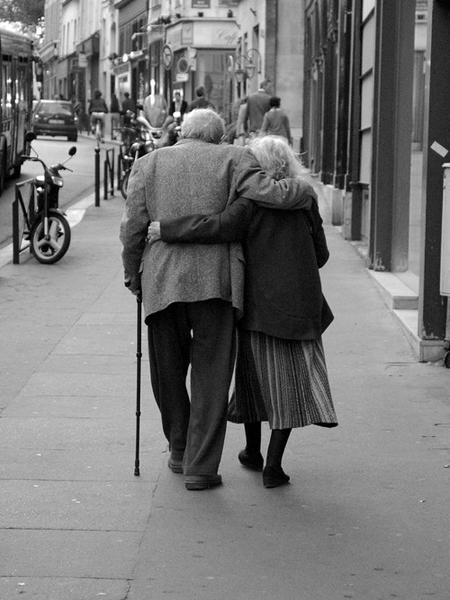 19 фотографий, доказывающих, что любовь вечна — www.wday.ru