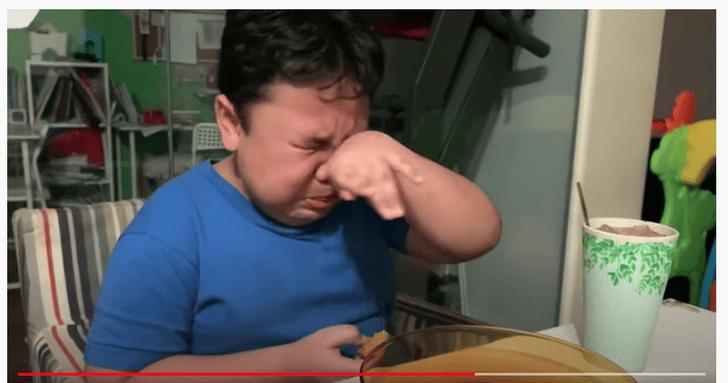 Фото №1 - Мальчик расплакался от счастья, отведав еду из McDonald's после карантина (видео)