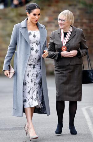 Фото №22 - Стильная беременность Меган Маркл: главные модные предпочтения герцогини