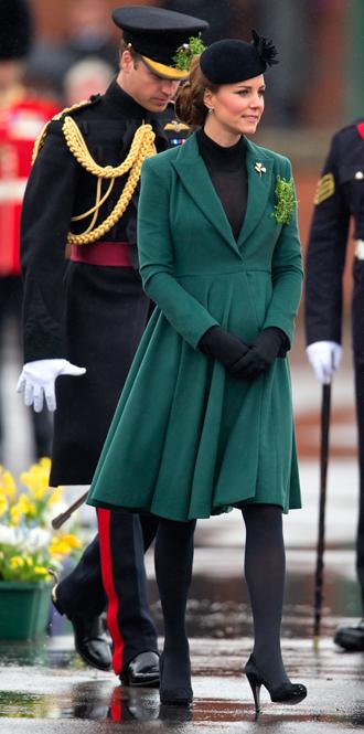 Фото №15 - Не дождетесь: герцогиня Кембриджская в отличном настроении