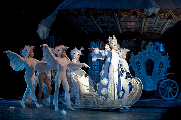 Фото №1 - В Театре Наталии Сац начинается волшебная пора
