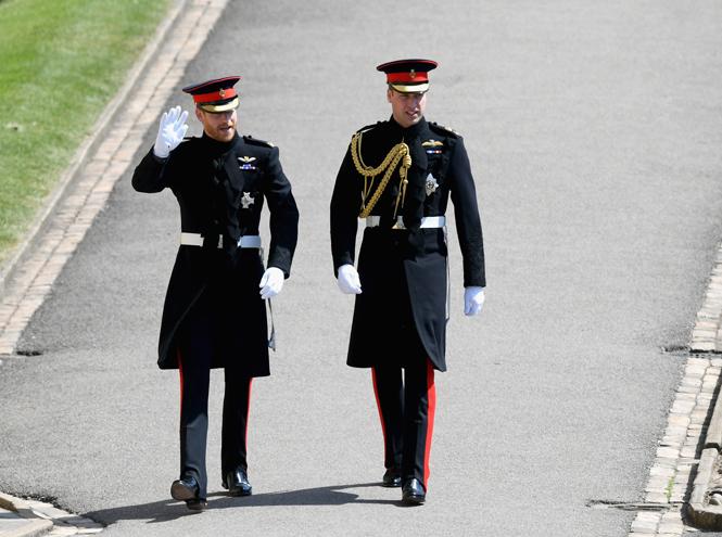 Фото №44 - Свадьба Меган Маркл и принца Гарри: как это было (видео, фото, комментарии)