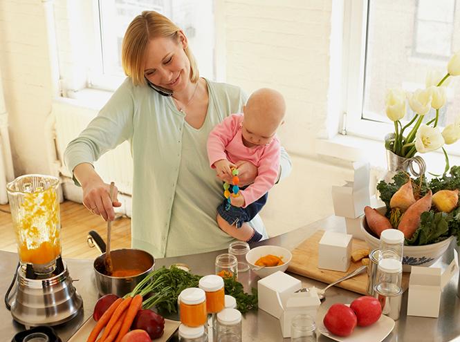 Фото №9 - Мой ребенок ест: 10 правил пищевого воспитания европейцев, которые пригодятся нам