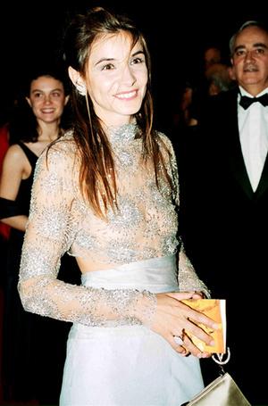 Фото №44 - Войти в историю: 35 культовых платьев Каннского кинофестиваля