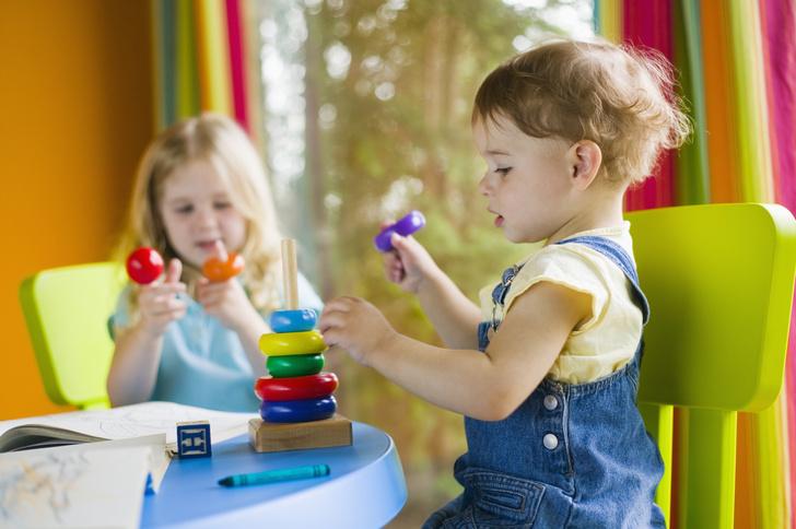 Фото №1 - 40 принципов развития ребенка от Марии Монтессори