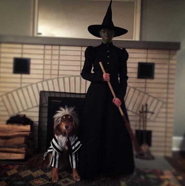 Фото №10 - Звездный Инстаграм: И снова Хэллоуин