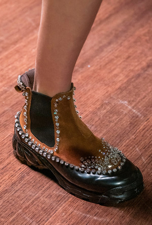 Фото №41 - Самая модная обувь осени и зимы 2019/20