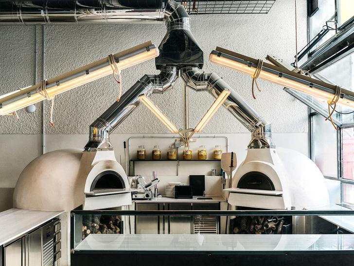 Фото №1 - Ресторан в Мадриде, ориентированный на устойчивое развитие