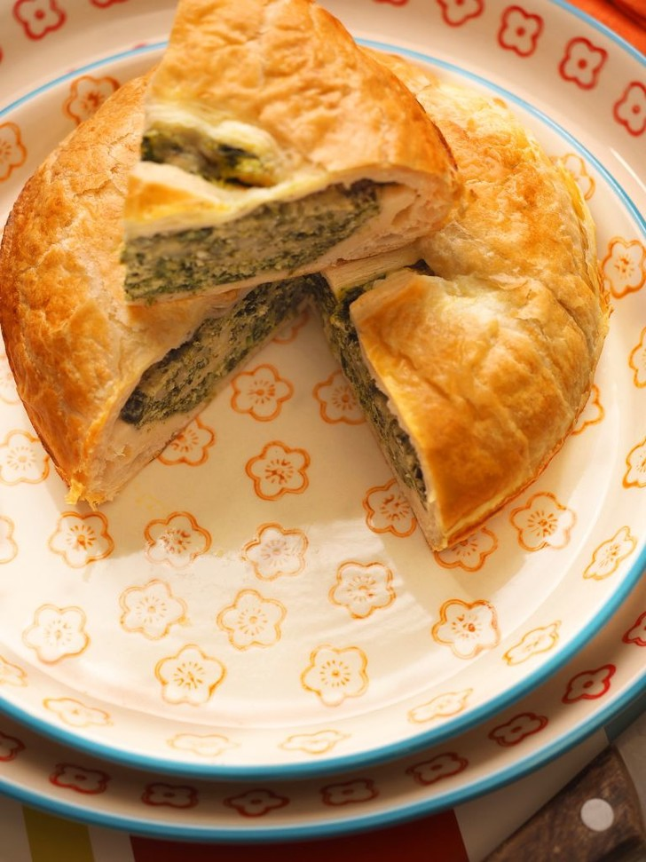 Фото №4 - На завтрак, обед и ужин: топ-7 национальных пирогов