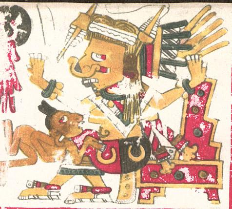 Фото №5 - Экзотические сексуальные обычаи древних ацтеков