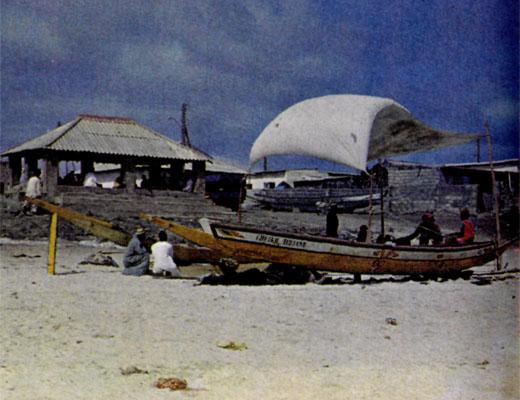 Фото №1 - Сенегальские корабелы
