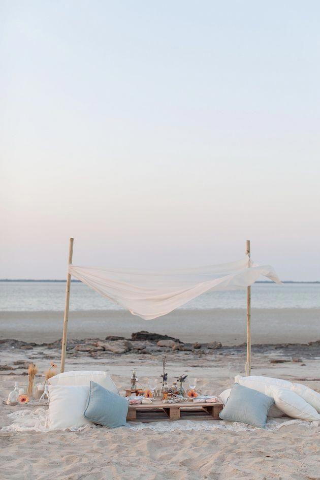 Фото №2 - Пикник на пляже: 10 секретов успеха
