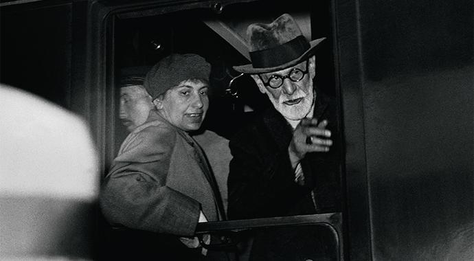 Зигмунд Фрейд: история в фотографиях