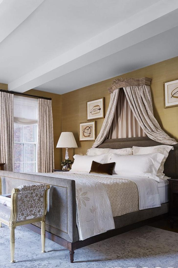 Фото №7 - Стена над изголовьем кровати: 10 идей декора