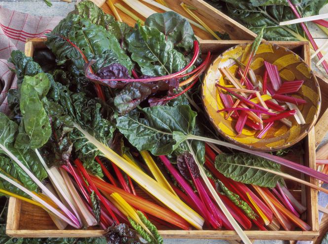 Фото №8 - 10 видов зеленого салата и 6 потрясающе простых рецептов с ним