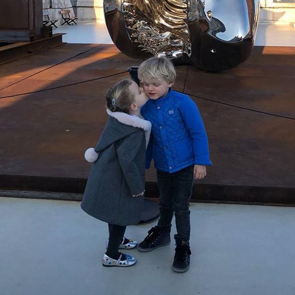 Фото №2 - Идеальная пара: новые милые снимки Габриэллы и Жака Гримальди