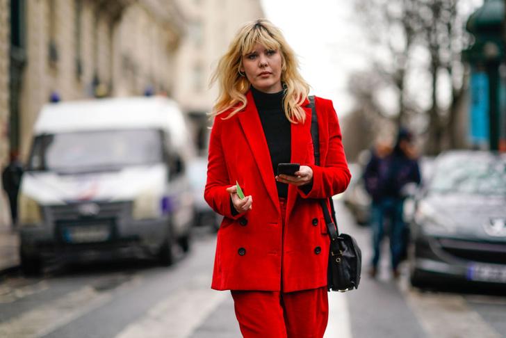 Фото №1 - Lady Boss: как носить мужские костюмы и выглядеть стильно?