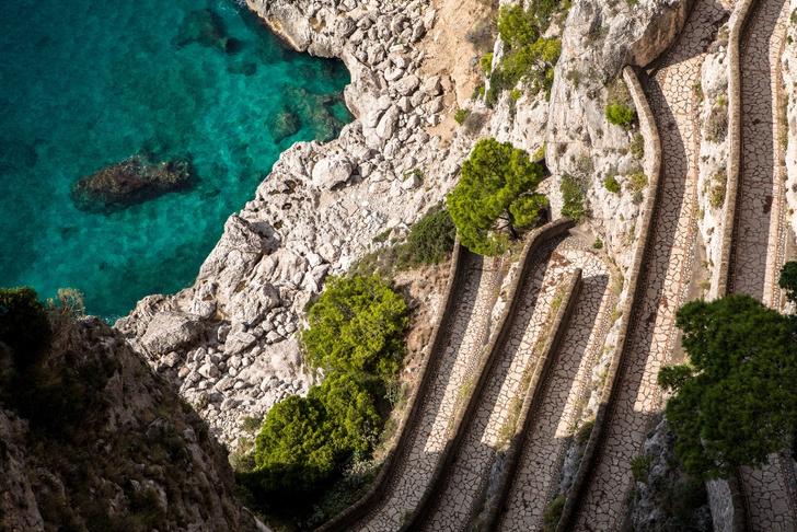 Фото №1 - Лимонный остров: итальянский Капри в 10 фотокарточках