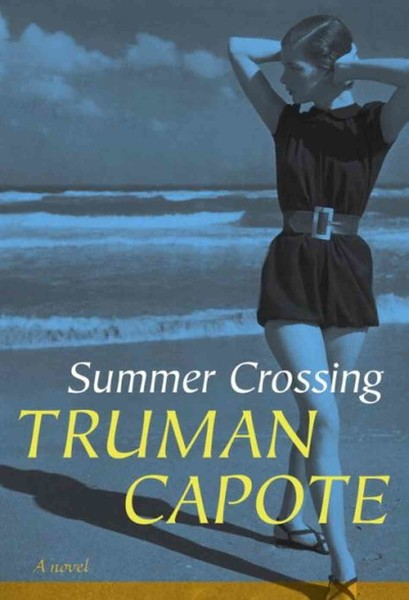 Обложка книги Трумэна Капоте «Летний круиз»