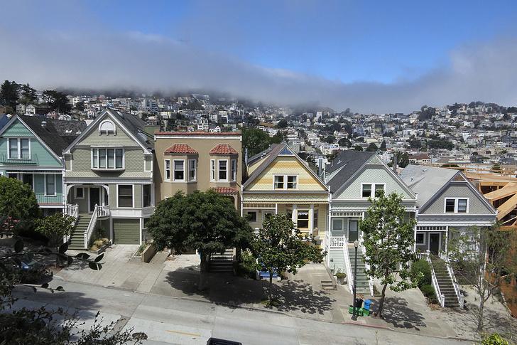 Фото №1 - Семейная пара вместо земельного участка случайно купила улицу в Сан-Франциско