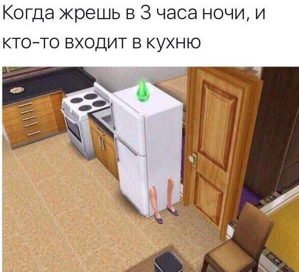 Фото №1 - 25 жизненных и очень смешных мемов по The Sims