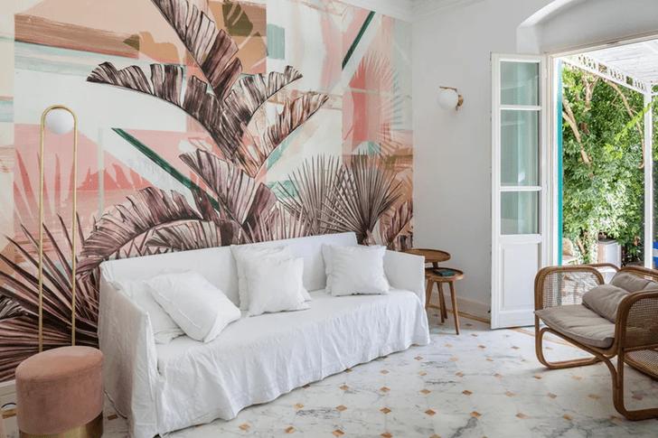 Фото №1 - Квартира в пастельных тонах в Тоскане