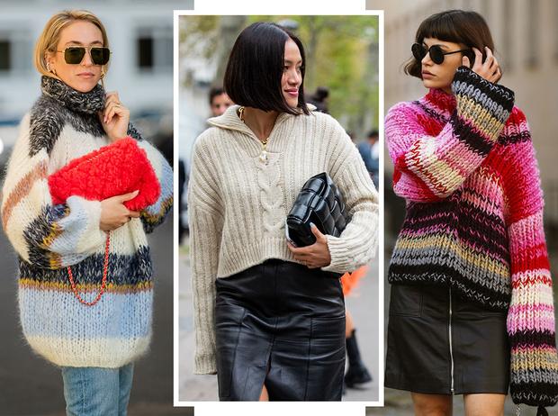 Фото №1 - Все связано: 5 самых модных свитеров для зимы 2020/21