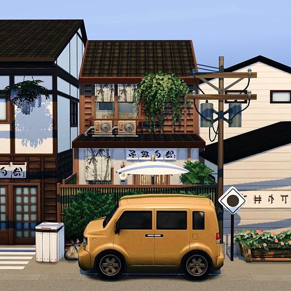 Фото №53 - 35 уютных домиков для «Симс 4», в которых ты сама захочешь поселиться