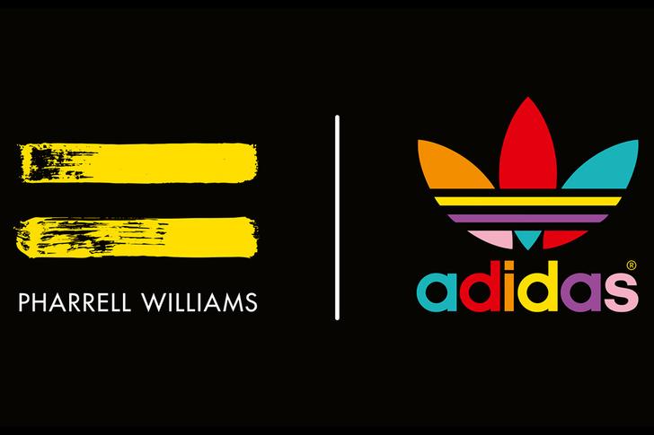Pharell for Adidas