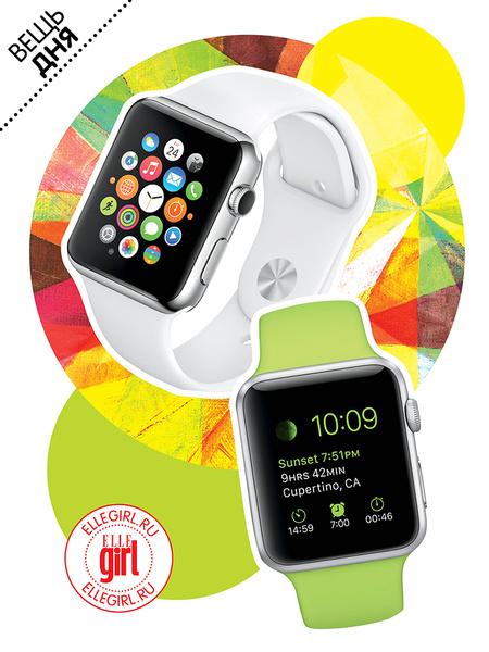 Часы, Apple Watch