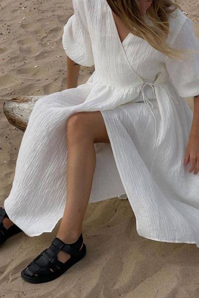 Фото №1 - Рыбацкие сандалии— новый тренд лета 2021