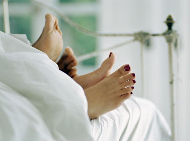 Фото №5 - Как разговаривать с мужчиной в постели