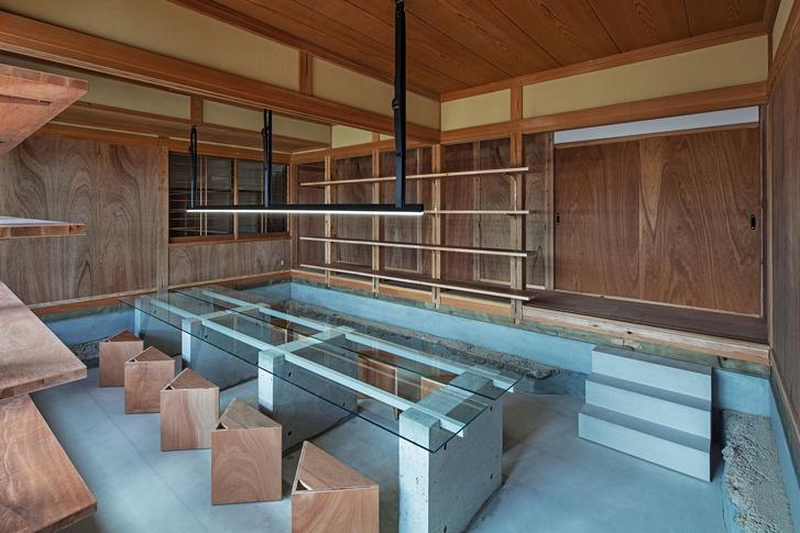 Фото №8 - Офис и мастерская керамики в традиционном японском доме