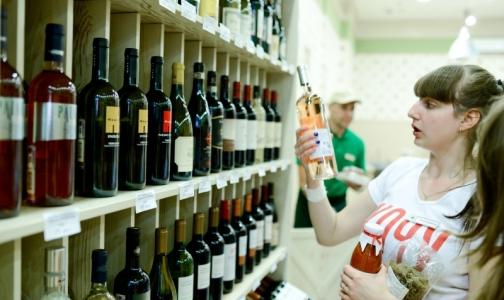 Фото №1 - Алкоголь может исчезнуть из продуктовых магазинов