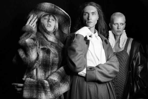Фото №18 - Магический бэкстейдж Mercedes-Benz Fashion Week Russia. День 4