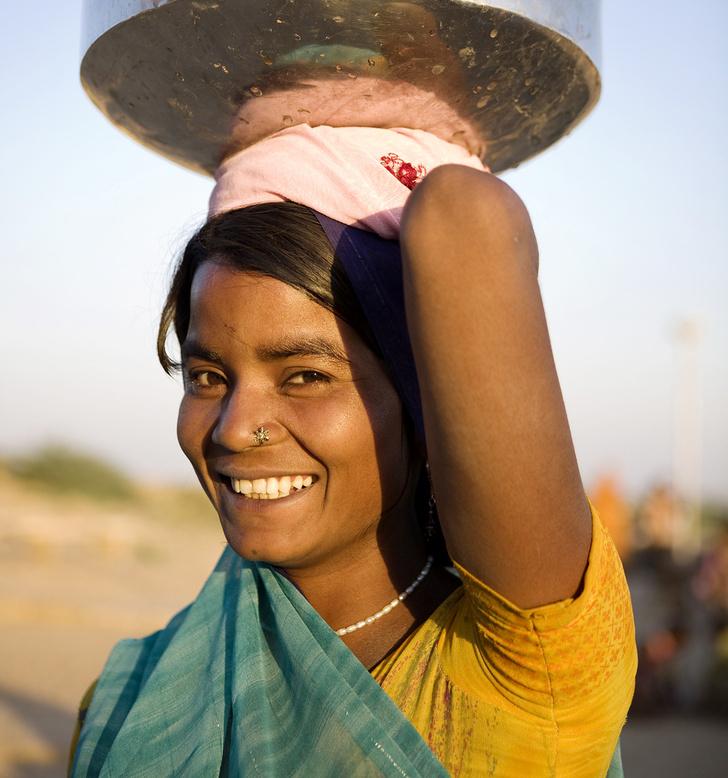 Фото №1 - Мисс мира: Индия. Чистая каста