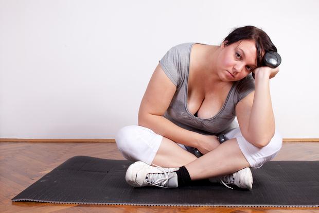 Фото №1 - Полные люди становятся еще толще, если им говорят про их вес