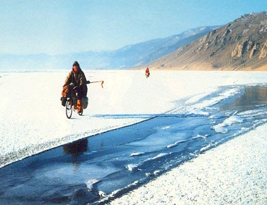 Фото №1 - По морю на велосипедах