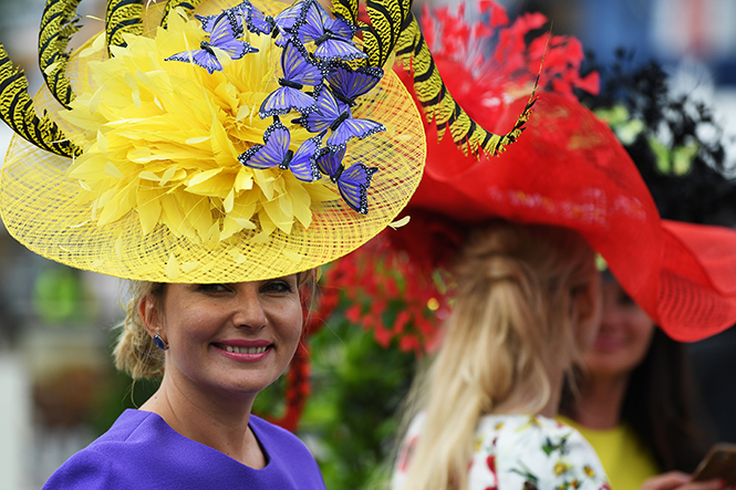 Фото №19 - Берегитесь женщин: яркие моменты 3-го дня на Royal Ascot 2017
