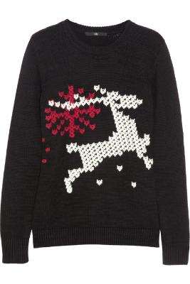 Фото №2 - Новогоднее настроение: топ-8 праздничных свитеров
