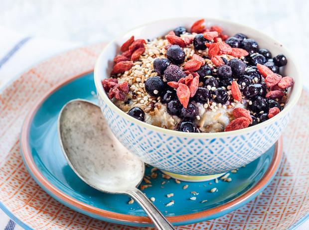 Фото №1 - Съешь сам: как завтракать правильно