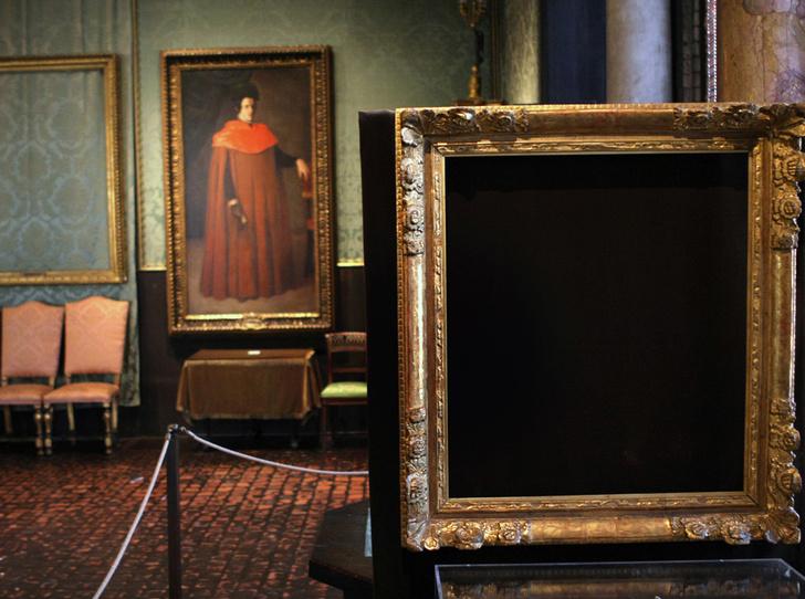 Фото №7 - От да Винчи до Куинджи: самые дерзкие и абсурдные кражи произведений искусства