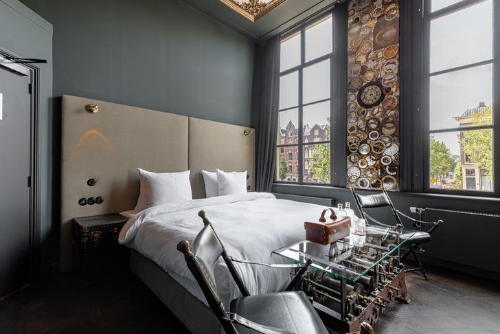 Фото №7 - Отель The Craftsmen в Амстердаме