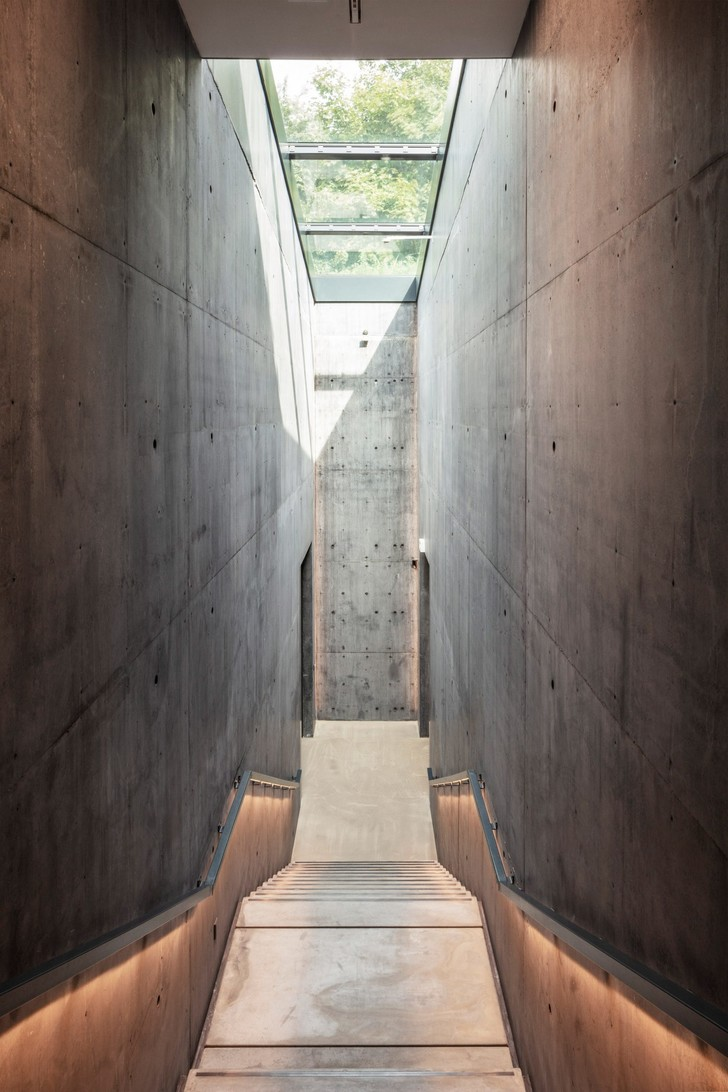 Фото №7 - Подземная пристройка к музею Ordrupgaard Museum по проекту Snøhetta