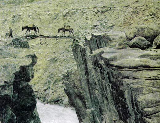 Фото №1 - Заоблачные тропы Занскара. Часть II