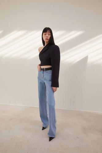 Фото №20 - Самые модные джинсы осени и зимы 2021/22
