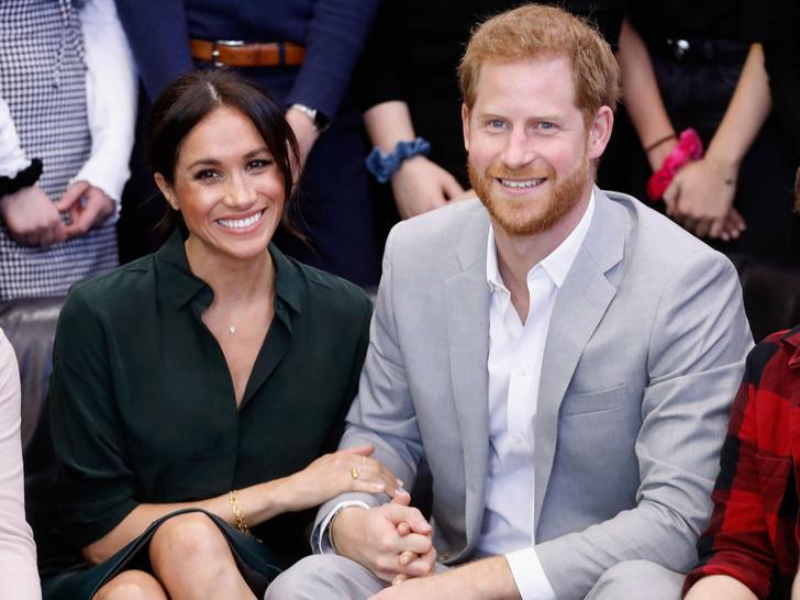 Фото №1 - Новая работа: Гарри и Меган заключили контракт с Netflix— что известно о сделке