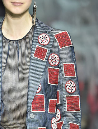 Фото №1 - Неделя моды в Милане: Giorgio Armani